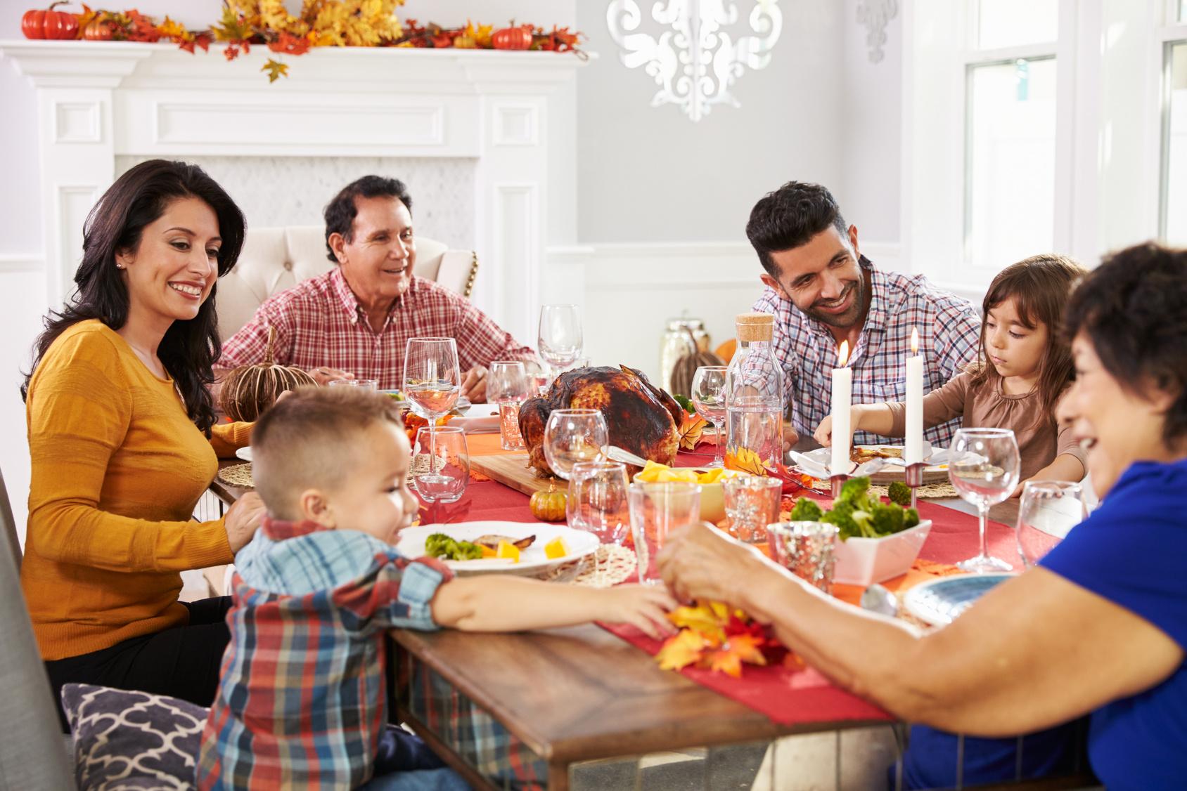Little Secrets to Survive Thanksgiving